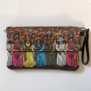 Handbags - Brand New, Clutch purse from Mexico